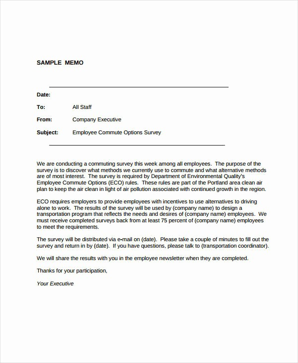 Format Of A Business Memorandum Awesome Business Memo format 20 Sample Word Google Docs format