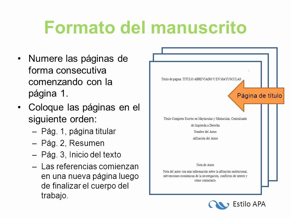 manual apa sexta edicion descargar pdf