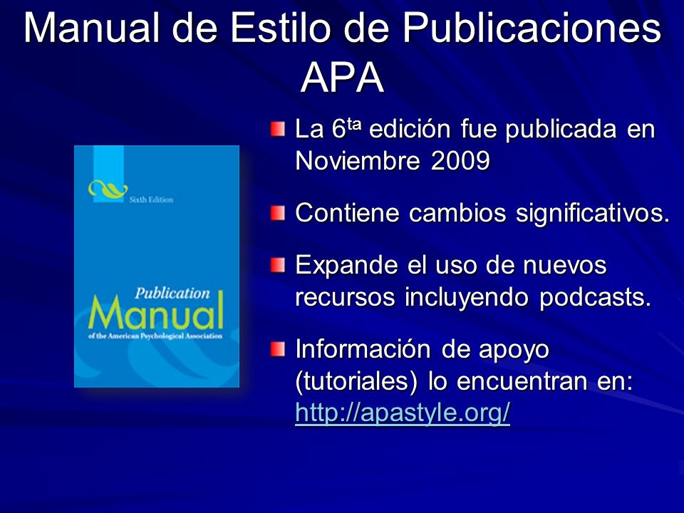 Formato Apa Sexta Edicion Descargar Best Of norma Apa Ta EdiciÓn Ppt Video Online Descargar