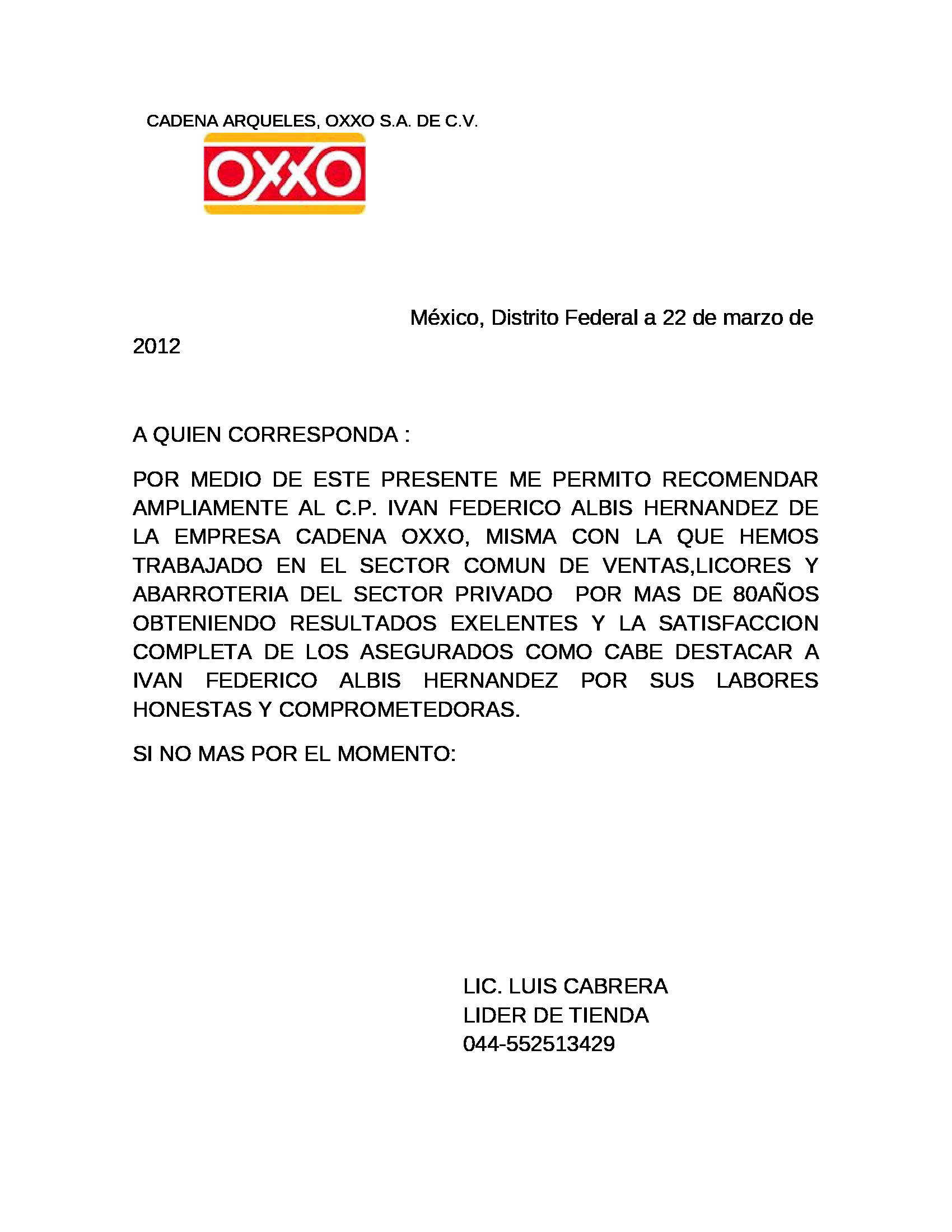 Formato Cartas De Recomendacion Laboral Unique Carta De Re Endacion Laboral Dokumen Tips