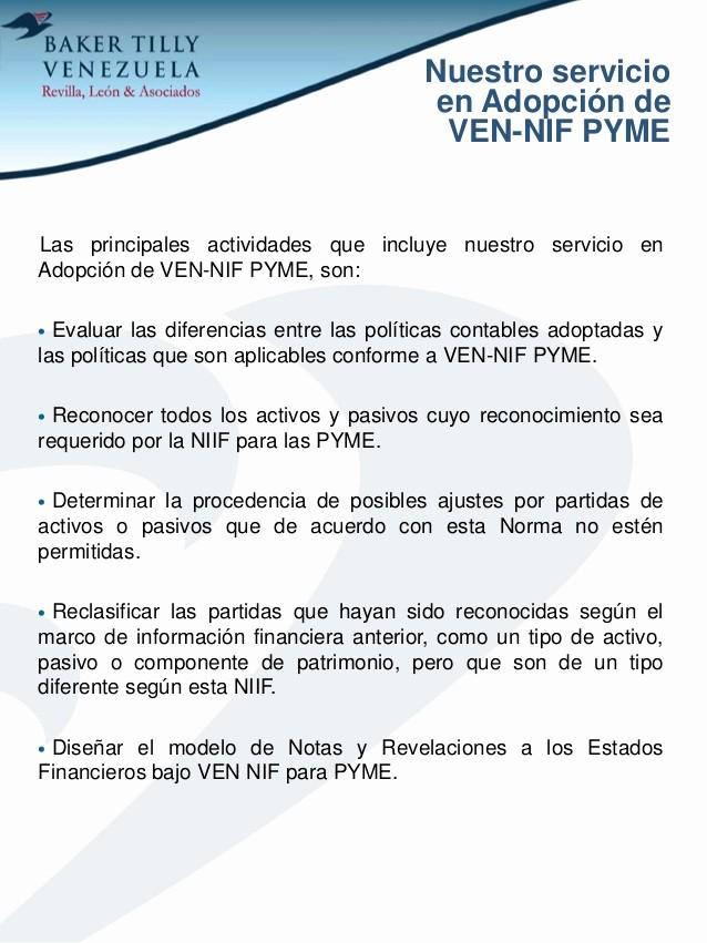 Formato Cotizacion De Servicios Profesionales Inspirational Ejemplo Propuesta De Servicio Transicion A Ven Niif