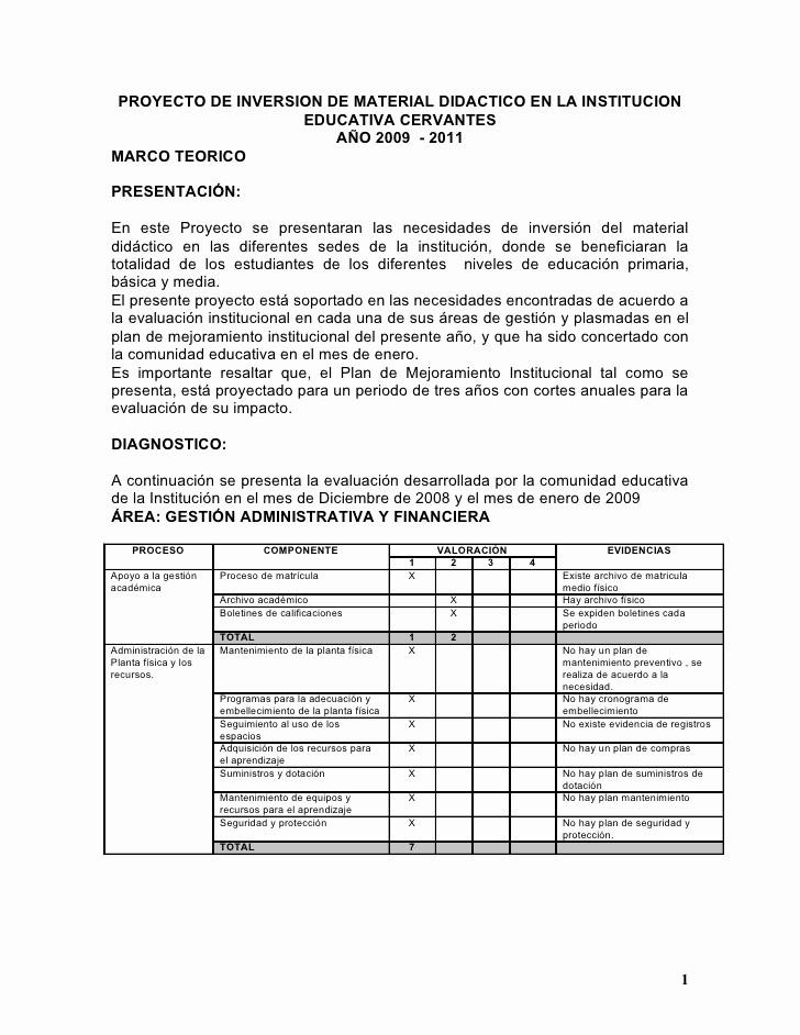 Formato Cotizacion De Servicios Profesionales Unique Proyecto Sala Informtica I E Cervantes