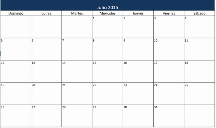 Formato Cronograma De Actividades Excel Inspirational Plantillas De Excel Gratis Para Crear Calendarios