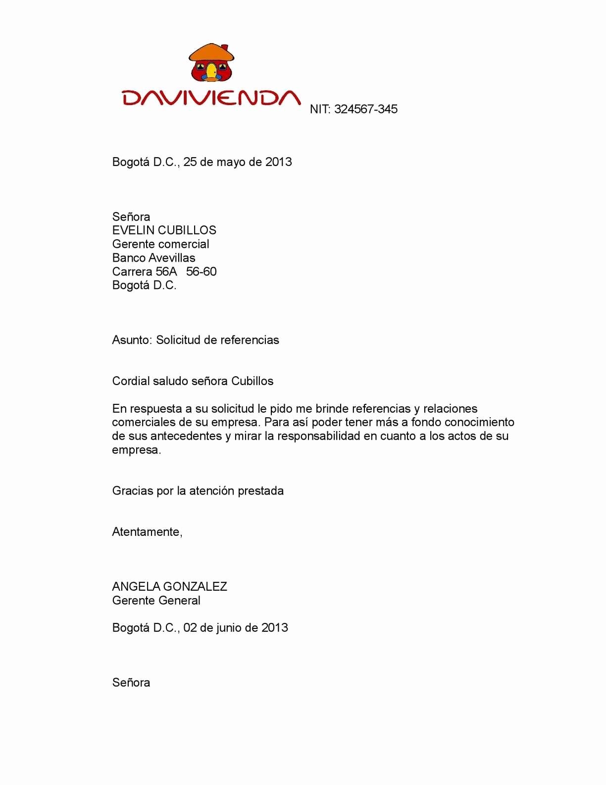 Formato De Carta De solicitud Fresh Calaméo Respuestas A Las Cartas solicitud Credito