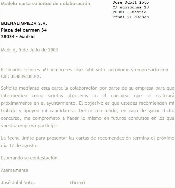 Formato De Carta De solicitud Fresh Modelos De Cartas De solicitud
