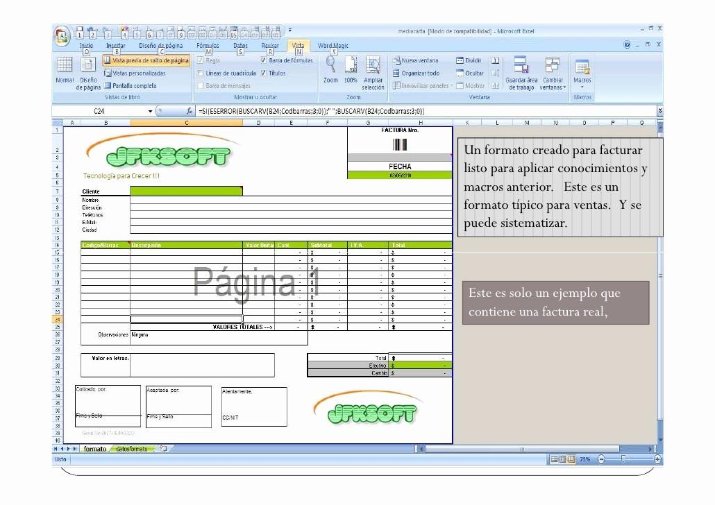 Formato De Cotizacion En Excel Best Of Microsoluciones Excel Superavanzado Bases De Datos Access