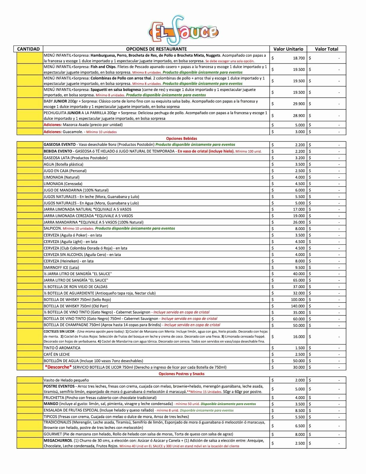 Formato De Cotizacion En Word Unique 12 13 formatos Para Cotizaciones En Word