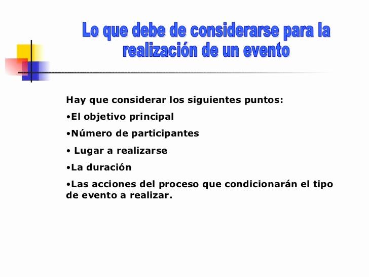 Formato De Cotizacion Para eventos Elegant formato De eventos