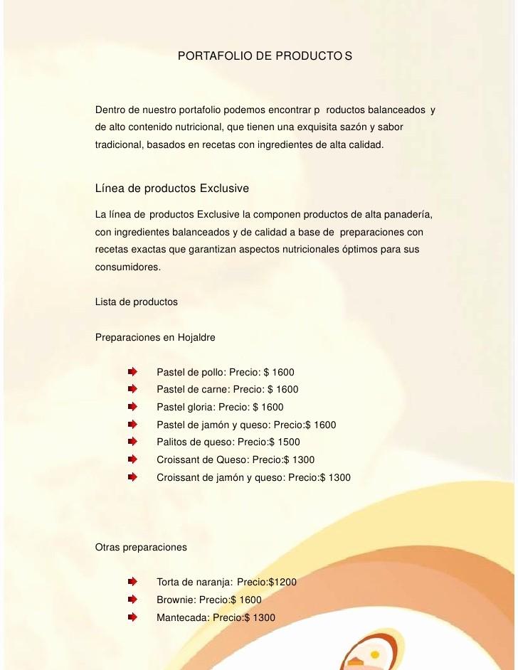 Formato De Cotizacion Para eventos Luxury Brochure Refrigerios Empresariales Y Para eventos
