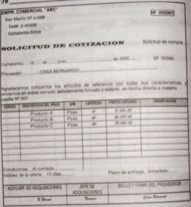 Formato De Cotizacion Para Llenar Luxury formato solicitud De Cotizacion