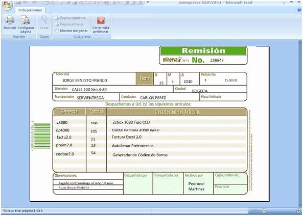 Formato De Cotizacion Para Llenar Luxury Imprimir formatos Preimpresos Imprima Facilmente formatos