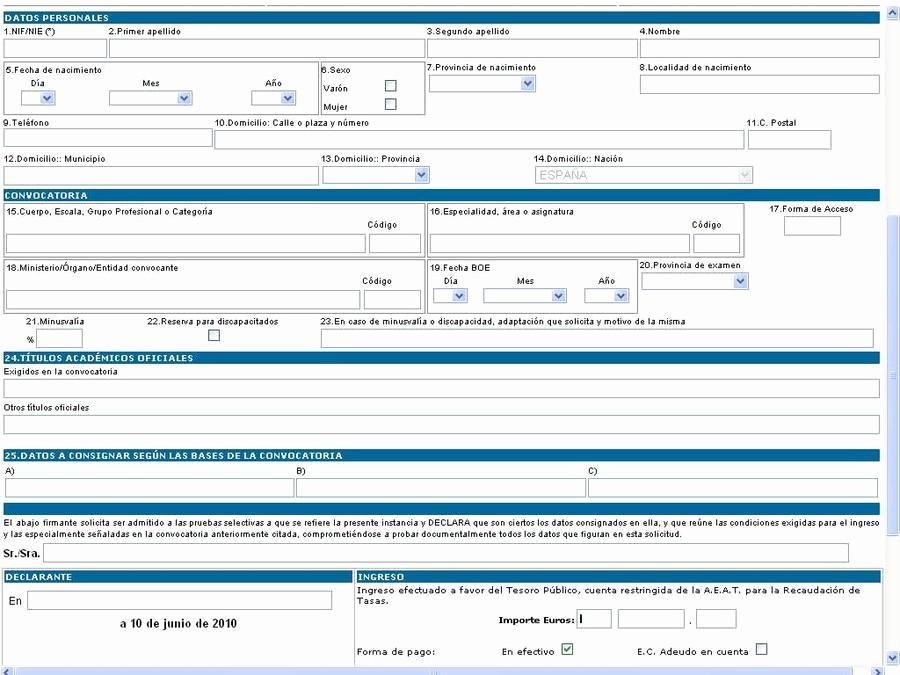 Formato De Cotizacion Para Llenar New formato De solicitud 790