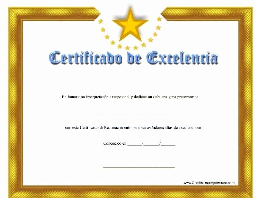 Formato De Diplomas Para Llenar Best Of Resultado De Imagen Para Diplomas De Honor Para Llenar De