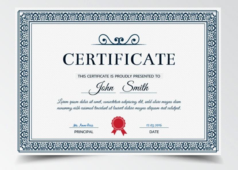 Formato De Diplomas Para Llenar Inspirational Diplomas Plantilla De Recargado Para Diploma Certificado