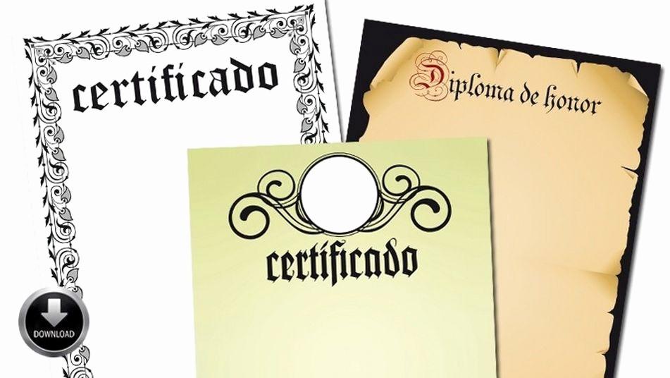Formato De Diplomas Para Llenar Lovely Unicado La Tienda Virtual Ofrece Plantillas Para