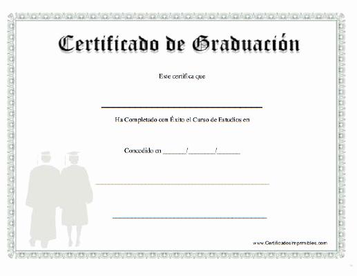 Formato De Diplomas Para Llenar New Plantillas De Diplomas Certificados Y Titulos Para Imprimir