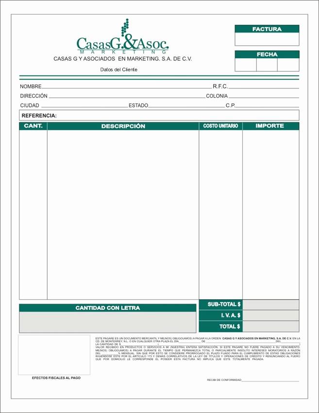 Formato De Facturas En Excel Best Of formato En Excel Para Imprimir Facturas Con Codigo