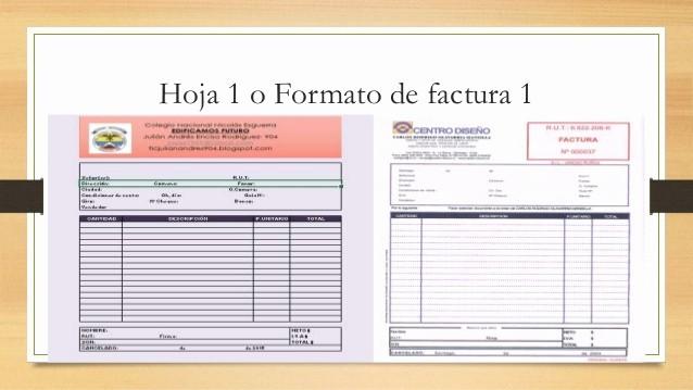 Formato De Facturas En Excel New formatos De Factura Excel