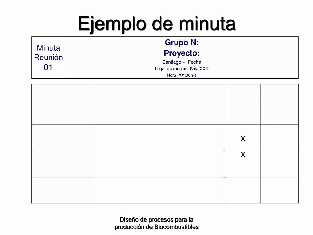 Formato De Minuta De Reunion Luxury 13 14 formato Minuta De Reunion Excel