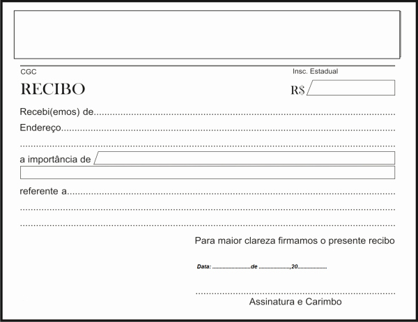 Formato De Minuta En Blanco Lovely Recibo De Pagamento De Bonificação Modelos De Recibo Pra