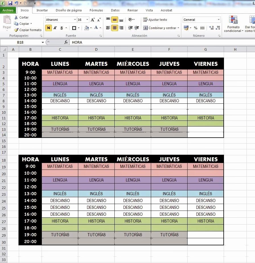 Formato De Pyg En Excel Beautiful Aytuto Copiar formato De Varias Celdas Distintas A La Vez