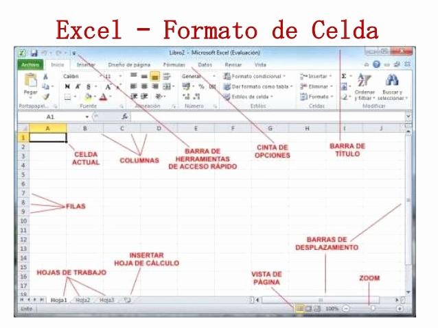 Formato De Pyg En Excel Fresh Excel – formato De Celda