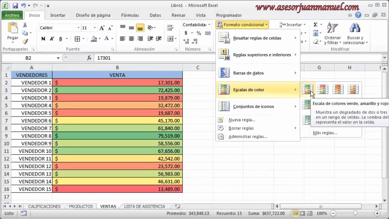 Formato De Pyg En Excel Lovely Tutorial De Excel 4 Ejemplos De formato Condicional Lista