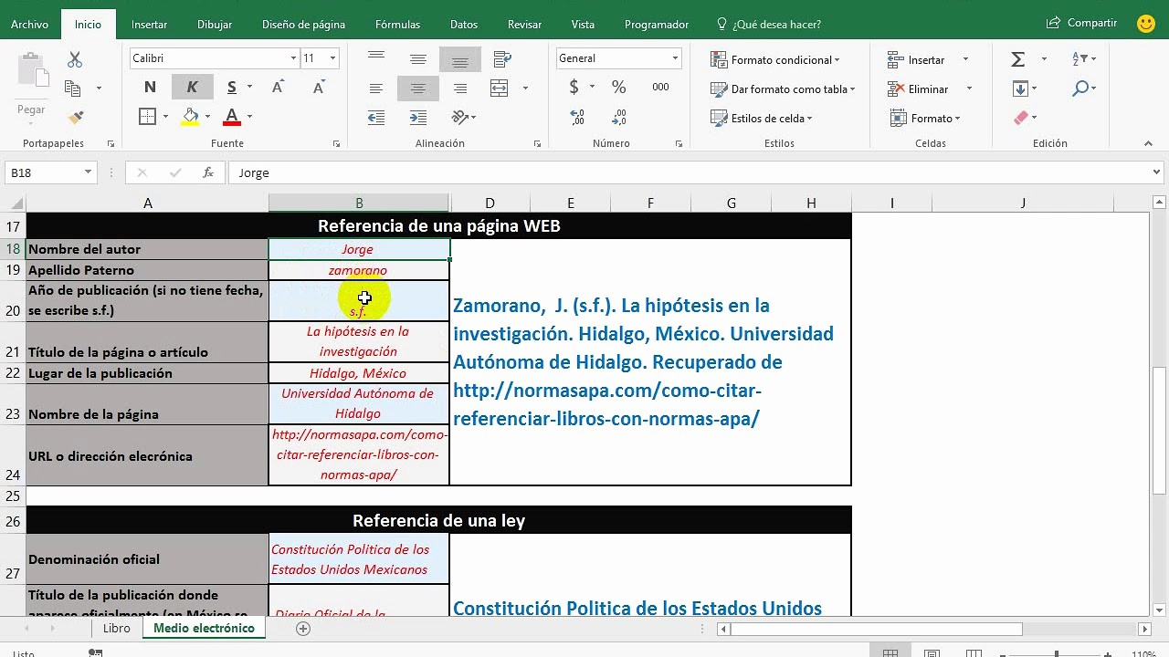 Formato Extracto Bancario En Excel Inspirational Referencias formato Apa Archivo En Excel