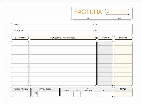 Formato Factura Regimen Simplificado Excel Luxury Tecnologias De software Febrero 2011