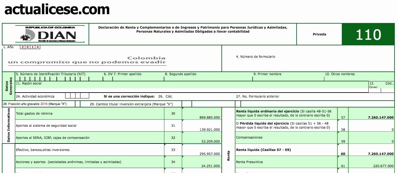 Formato Factura Regimen Simplificado Excel Unique [oro] formularios 110 Y 240 Con Anexos Y formato 1732 Para