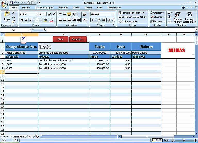 Formato Para Cotizaciones En Excel Elegant Cotizaciones Desde Excel formatos Si Por Alguna Razn