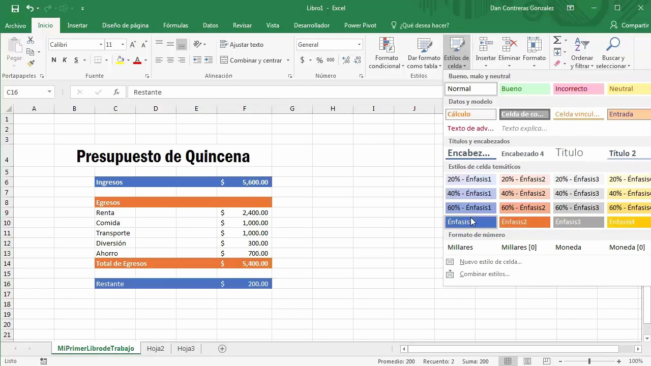 Formato Para Cotizar En Excel Elegant Curso De Excel De Básico A Avanzado 1 14 Introducción