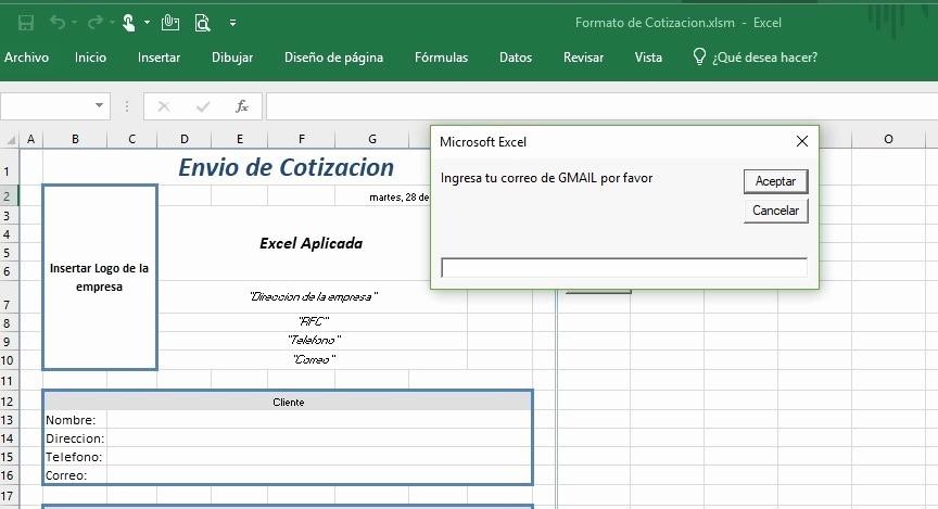 Formato Para Cotizar En Excel Luxury formato Excel Para Enviar Cotizaciones $ 78 50 En