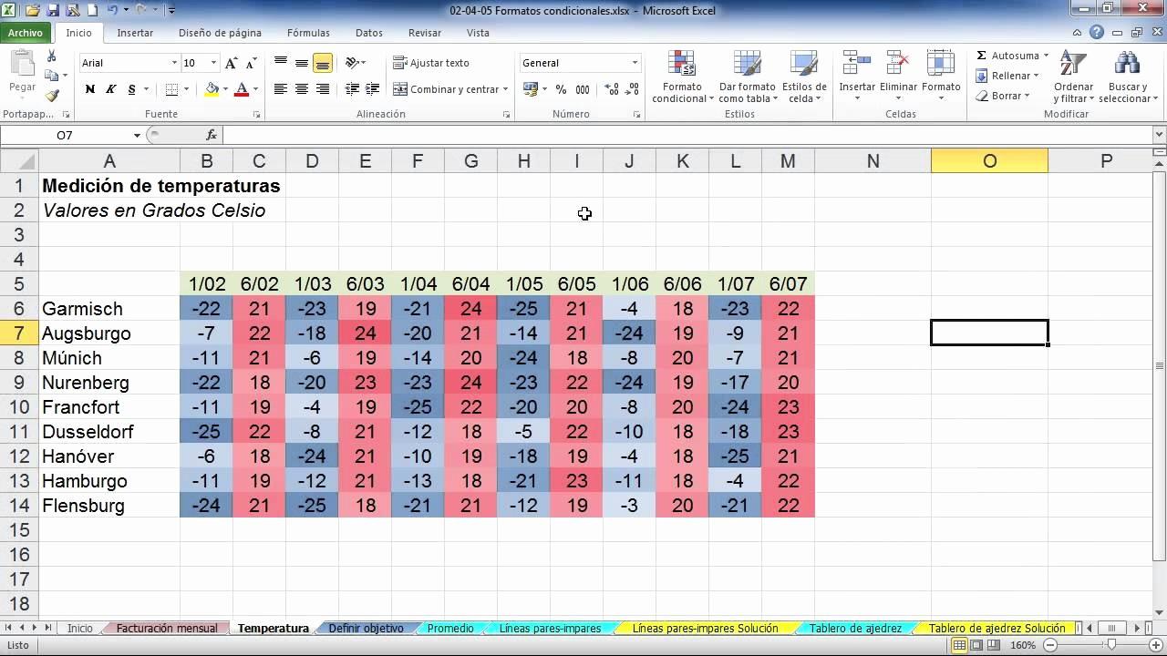 Formato Para Cotizar En Excel Luxury Microsoft Excel 2010 Profesional formatos Condicionales