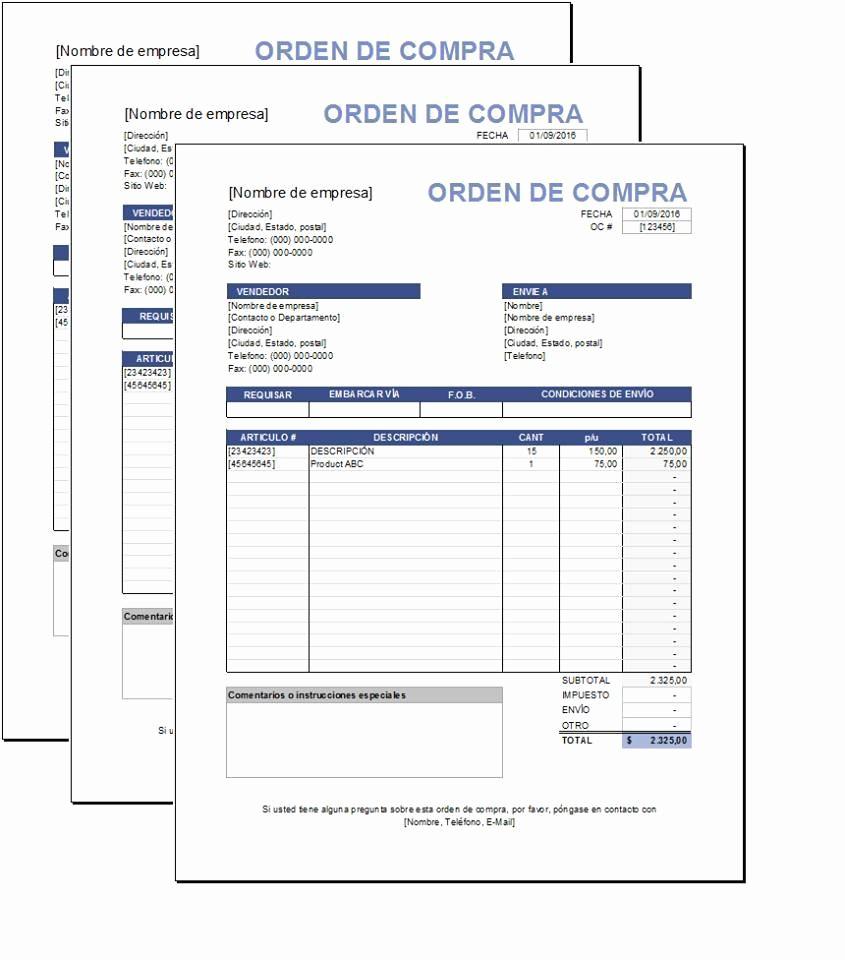 Formato Para Cotizar En Excel New formato Word Excel Cotizacion Gratis