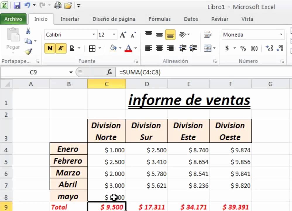 Formato Para Cotizar En Excel New formatos Automáticos En Listas De Excel Módulo 3