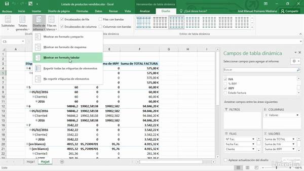 Formato Para Facturas En Excel Beautiful Listado De Facturas Desde Un Registro De Ventas En Excel