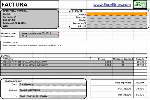 Formato Para Facturas En Excel Beautiful Plantillas Excel Plantilas Para Excel Plantillas – Zooz1