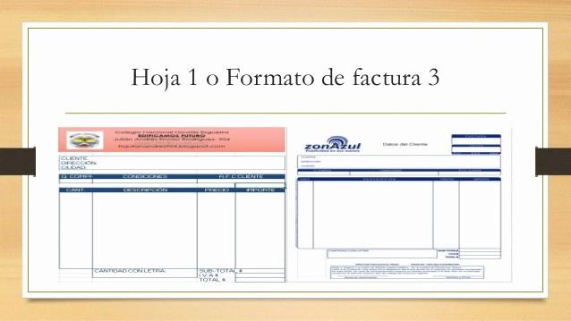 Formato Para Facturas En Excel Best Of formatos De Factura Excel