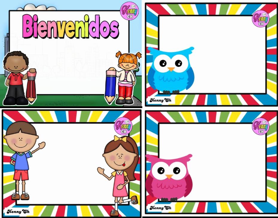 Formato Para Hacer Gafetes Word Luxury Sencillos Y Lindos Gafetes Coloridos
