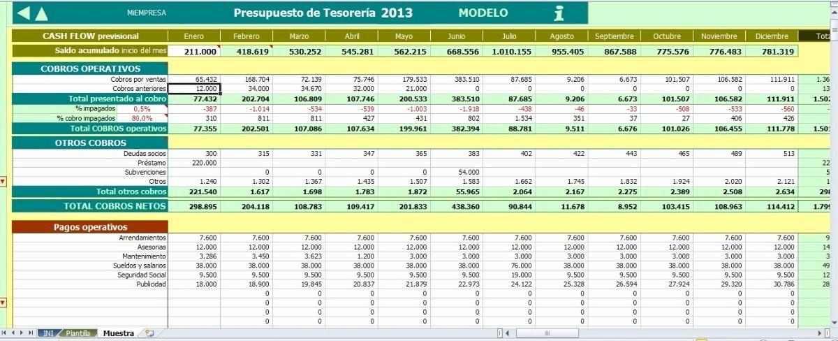 Formato Para Presupuesto En Excel Inspirational formato De Presupuesto En Excel