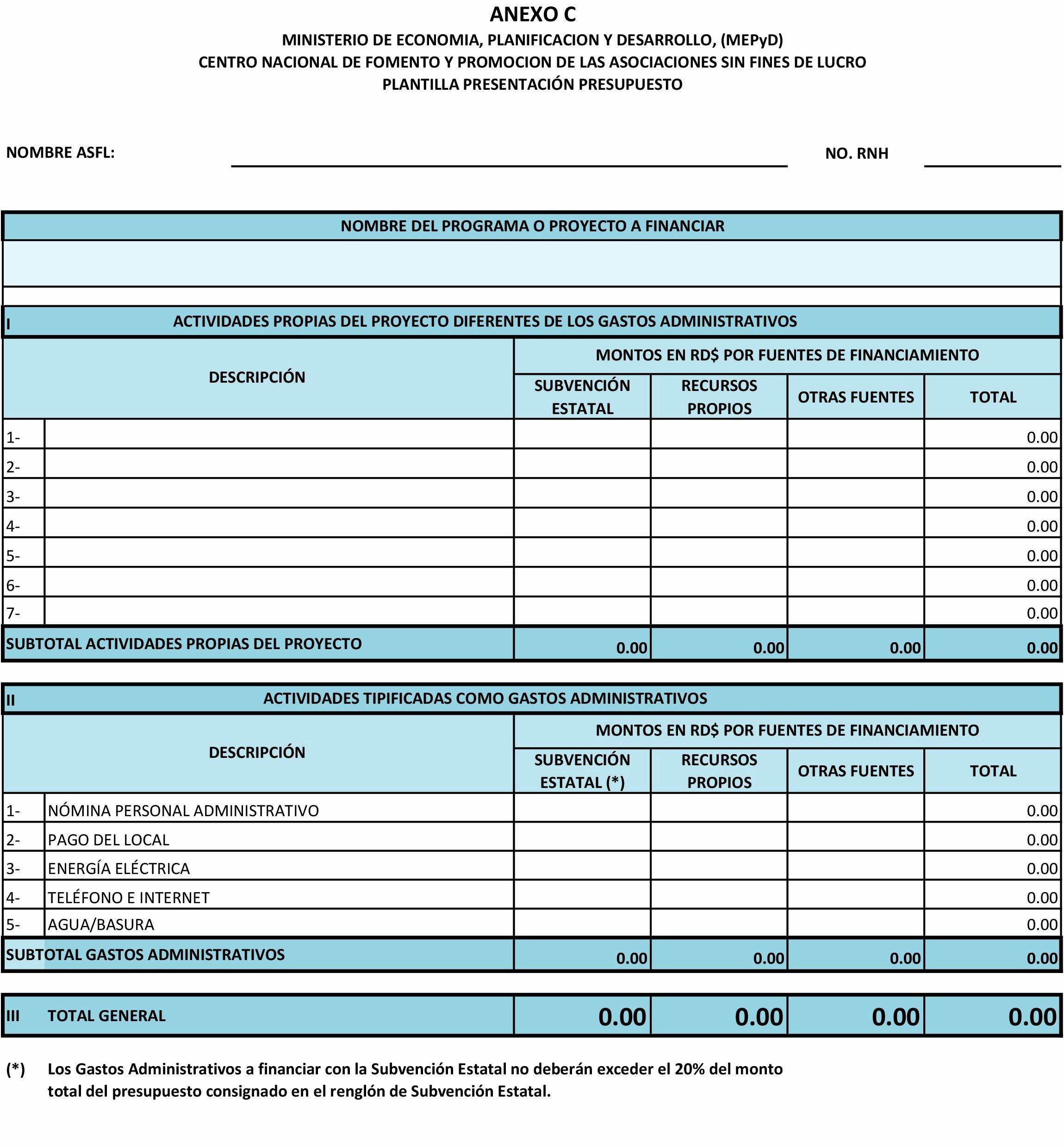 Formato Para Presupuesto En Excel New Planilla De Excel Para Presupuesto De Obra Los Conceptos