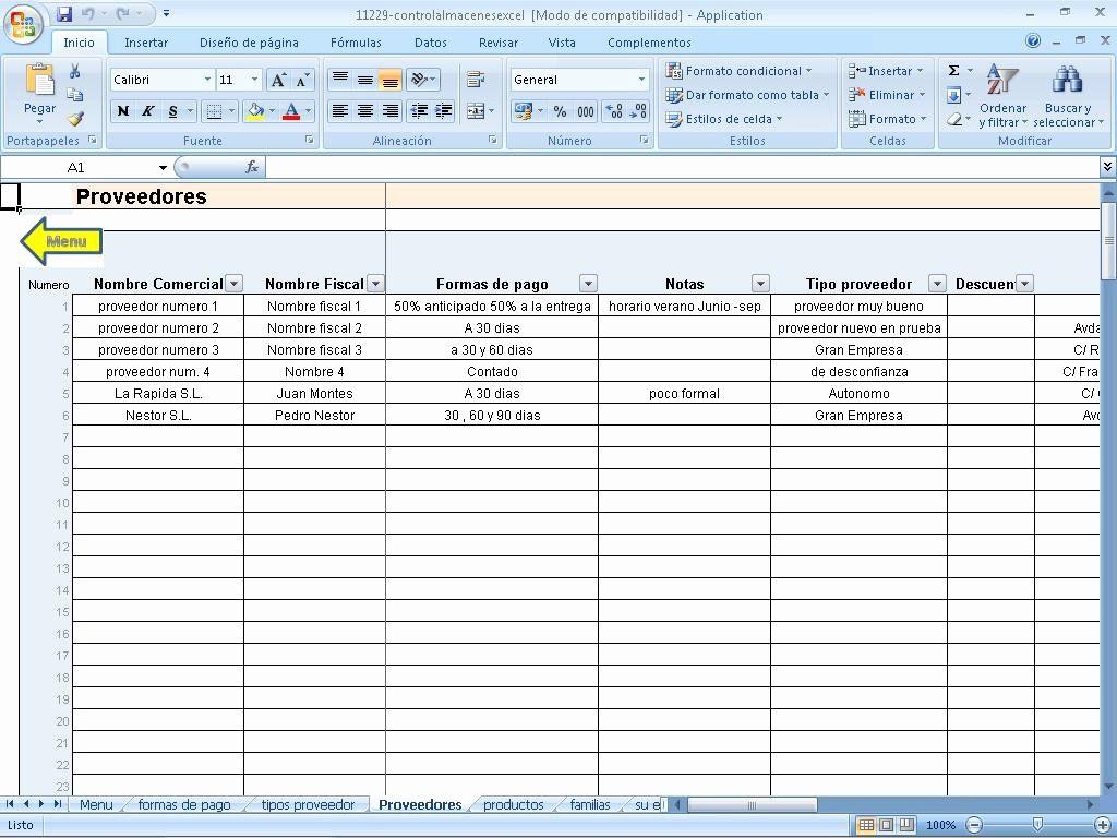 Formato Para Salida De Almacen Awesome Control Varios Almacenes Excel Descargar Para Pc Gratis