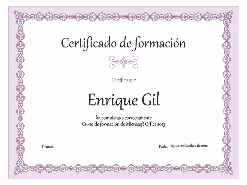 Formato Reconocimiento Empleado Del Mes Best Of Certificados Fice