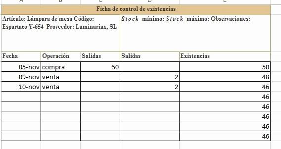 Formato Salida De Almacen Excel Fresh formatos Para Almacen En Excel Celowithjo