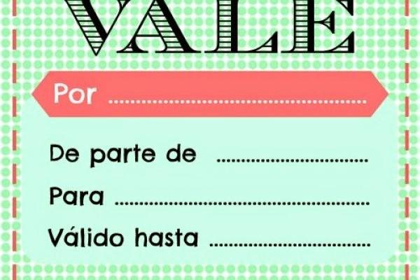 Formato Vale Por Para Imprimir Elegant Vales De Regalo Plantillas Para Imprimir sorteo once Dia 21