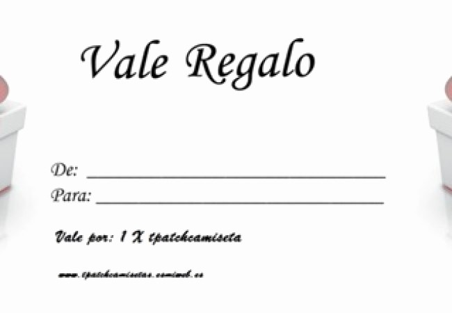 Formato Vale Por Para Imprimir Luxury Plantilla Vale Regalo Para Imprimir Cuponazo De once