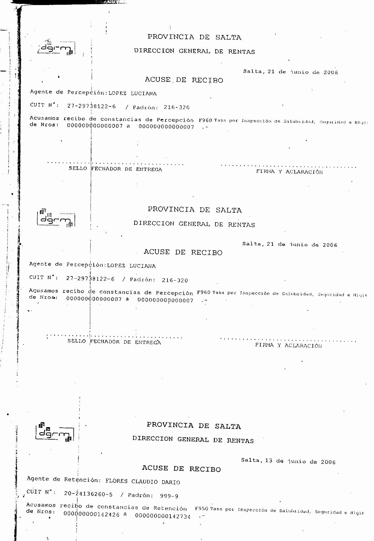 Formatos De Acuse De Recibo New formato Acuse De Recibo Ejemplo Acuse De Recibo