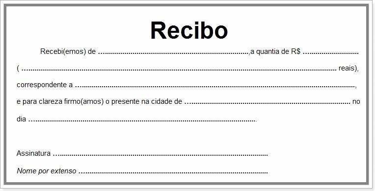 Formatos De Acuse De Recibo Unique Modelo De Recibo Pronto Imprima Grátis