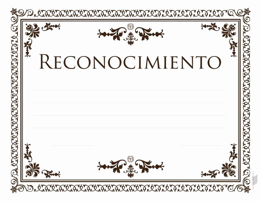Formatos De Diplomas Para Modificar Beautiful Resultado De Imagem Para Diplomas De Reconocimiento